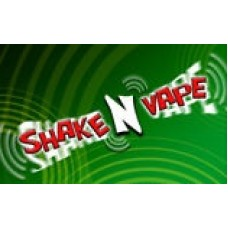 Juicee-e-Juice Shake 'n' Vape Short Fill 60/40 6mg 60ml - Menu