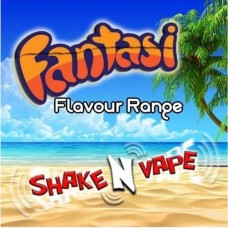 Fantasi Ice Shake 'n' Vape Chaser Menu - 80% VG, 3mg - 120ml