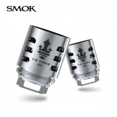 SMOK TFV12 Prince Coils - Singular or 3 Pack [Q4 Core]